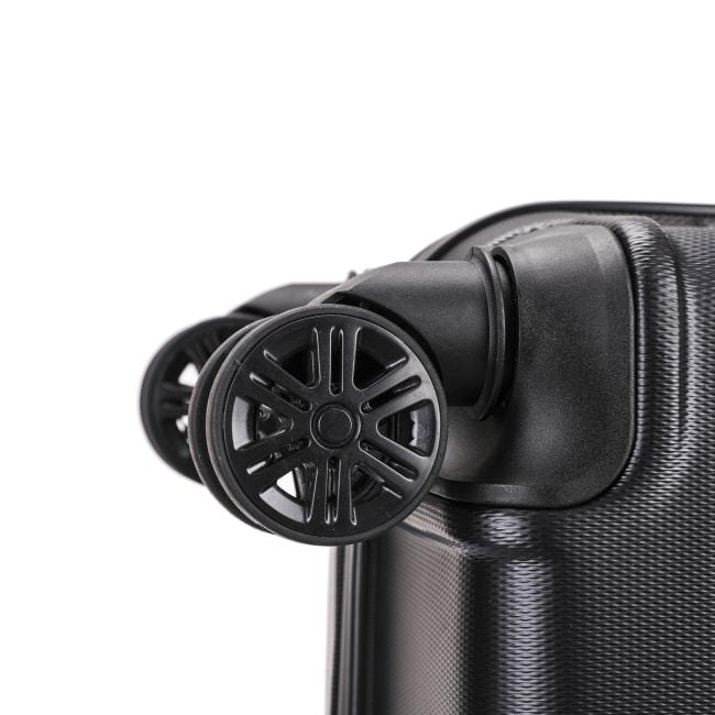 InUSA Trend Lightweight Hardside Spinner 3 Piece Luggage Set 20''/24''/28''