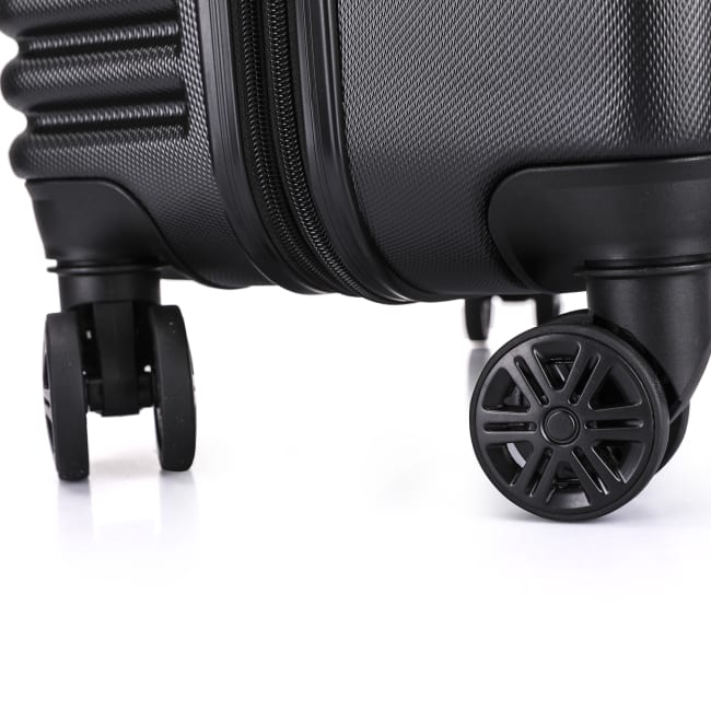 InUSA Ally Lightweight Hardside Spinner 24 Inch Luggage