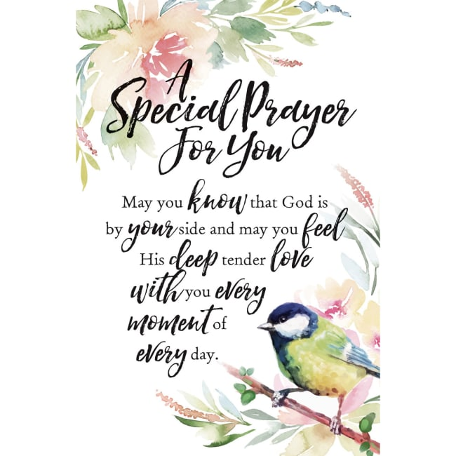 A Special Prayer For You Woodland Grace Series 6