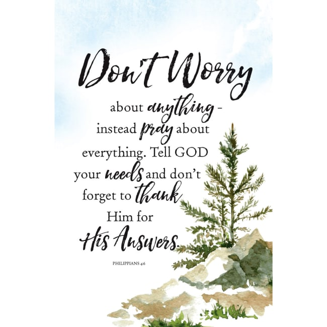 Don't Worry About Woodland Grace Series 6