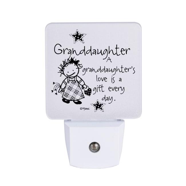 Granddaughter Nighlight - Marci Art