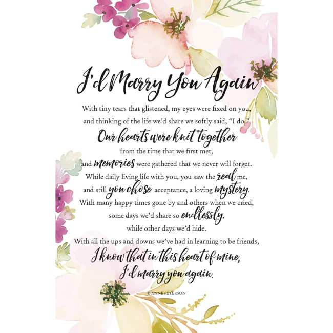 I'd Marry You Again Woodland Grace Series 6