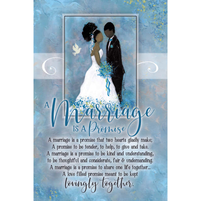 Marriage Is A Promise Whispers Of The Heart 6