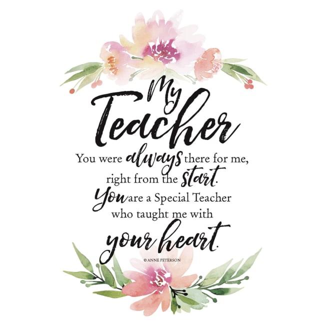 My Teacher Woodland Grace Series 6