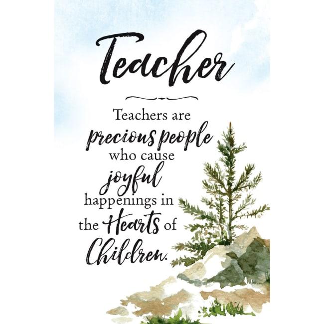 Teachers Are   Woodland Grace Series 6
