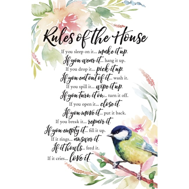 Rules Of The House Woodland Grace Series 6