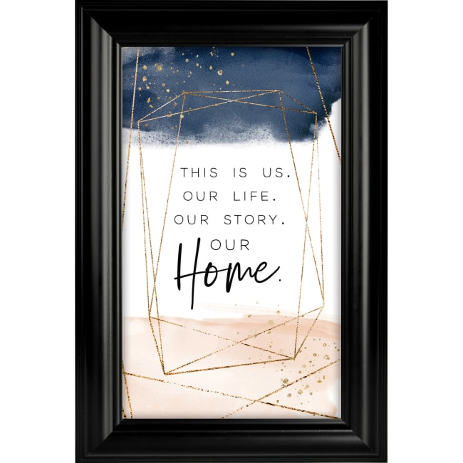 This Is Us Heaven Sent Plaque Frame 8