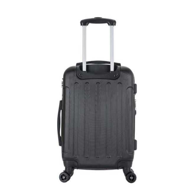 DUKAP Intely Hardside Spinner 20 Inch Carry-on Luggage with Integrated USB Port