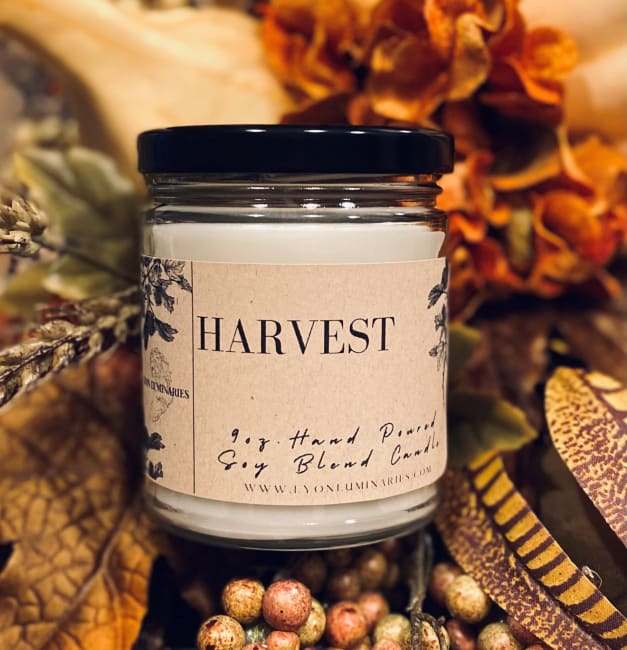 Harvest Soy Blend Candle