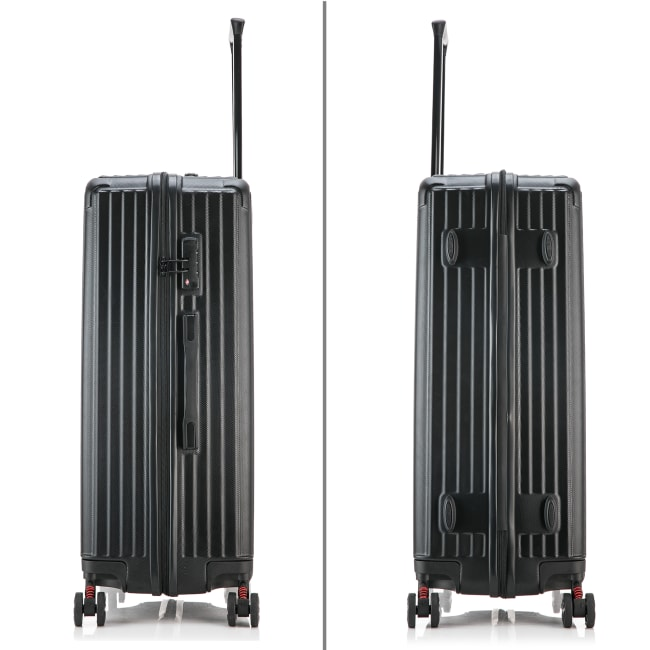 DUKAP STRATOS Lightweight Hardside Spinner 28 Inches Suitcase