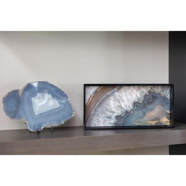 Agate 10 x 20 Art Tray