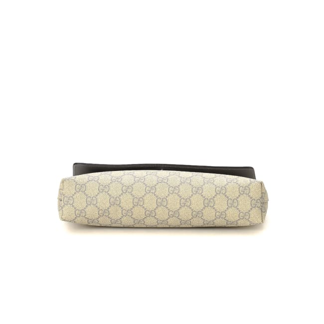 Pre-Loved Gucci GG Supreme Waist Pouch