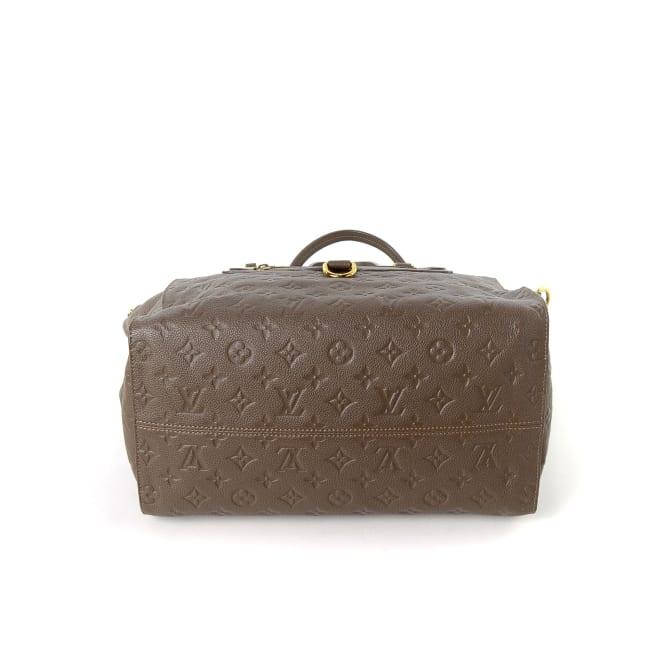 Pre-Loved Louis Vuitton Lumineuse PM Monogram Empreinte Tote Bag