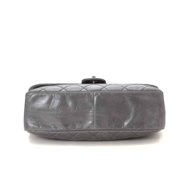 Pre-Loved Chanel CC Logo Two Way Handbag