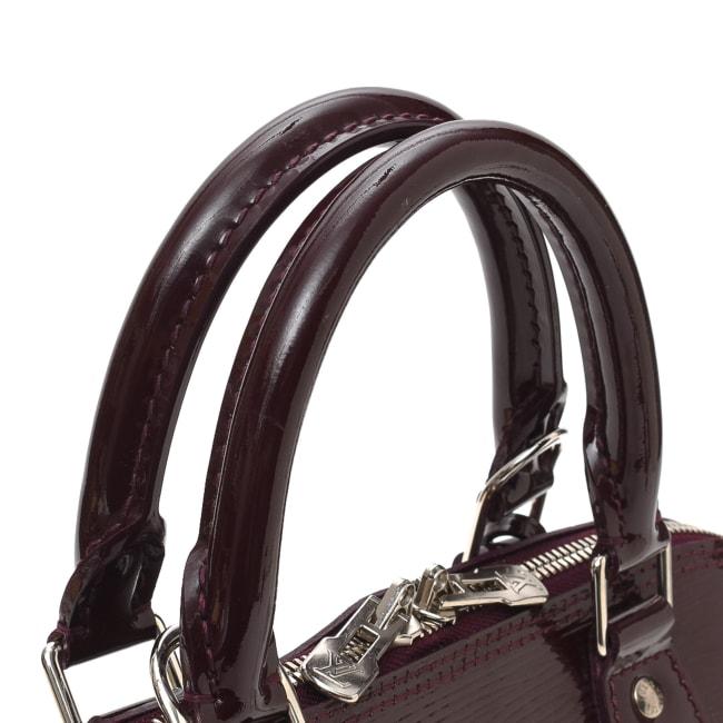Pre-Loved Louis Vuitton Alma PM Epi Electric Handbag