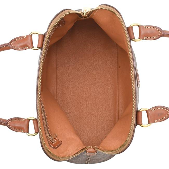Pre-Loved Celine Macadam Two Way Handbag