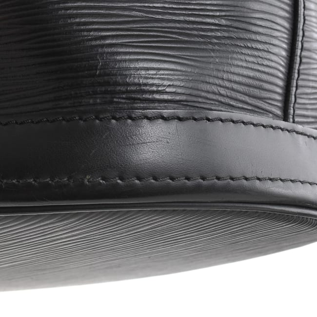 Pre-Loved Louis Vuitton Petit Bucket Epi Tote Bag