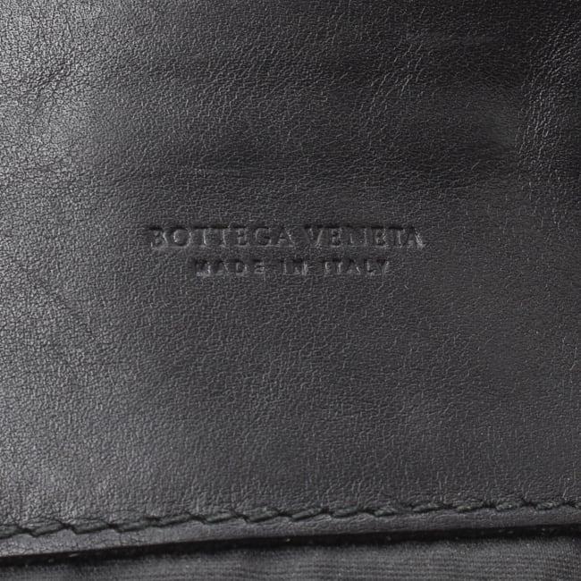Pre-Loved Bottega Veneta Intrecciato Clutch