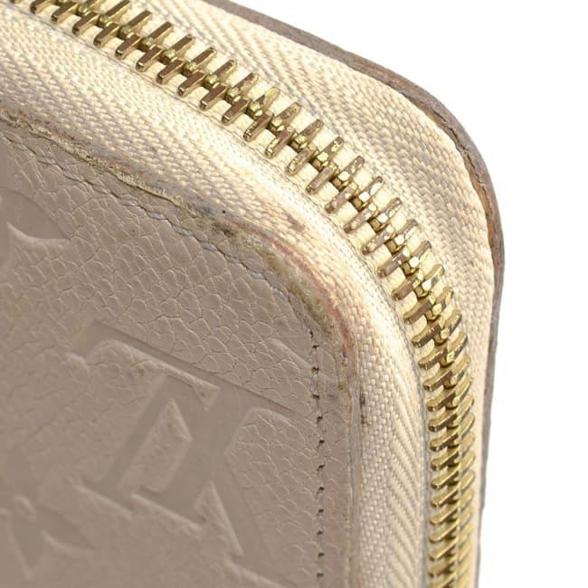 Pre-Loved Louis Vuitton Zippy Monogram Empreinte Wallet