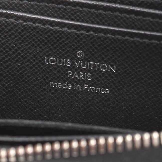 Pre-Loved Louis Vuitton Zippy Damier Graphite Coin Purse