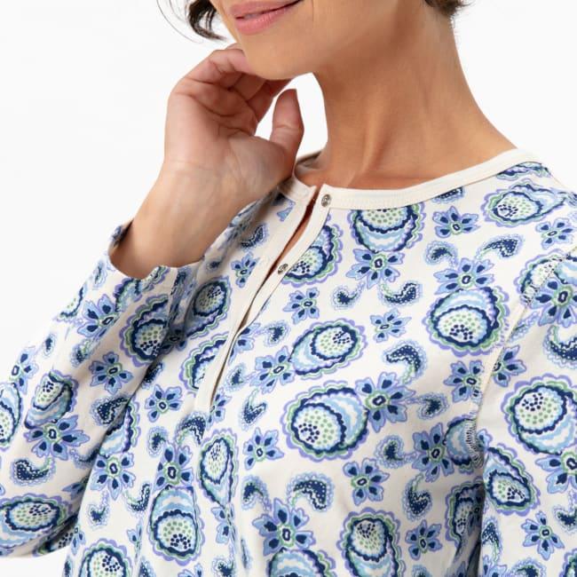 Daphne Organic Cotton Pajama Set