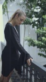 SukiSo Olivia Dress In Black - 3