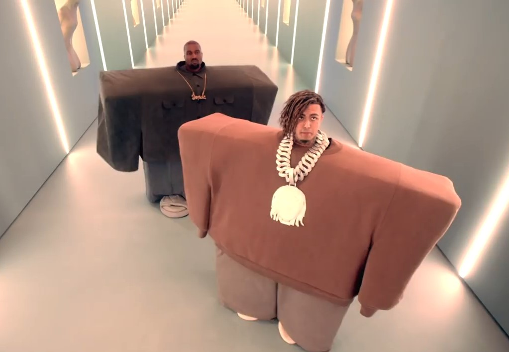 Kanye West & Lil Pump ft. Adele Givens - I Love It