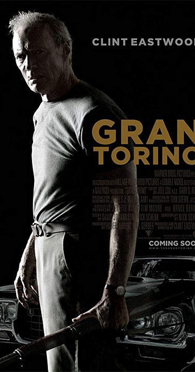 Clint eastwood movies gran torino