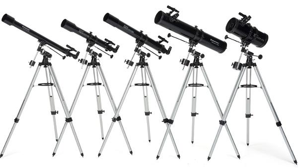Телескоп напрокат