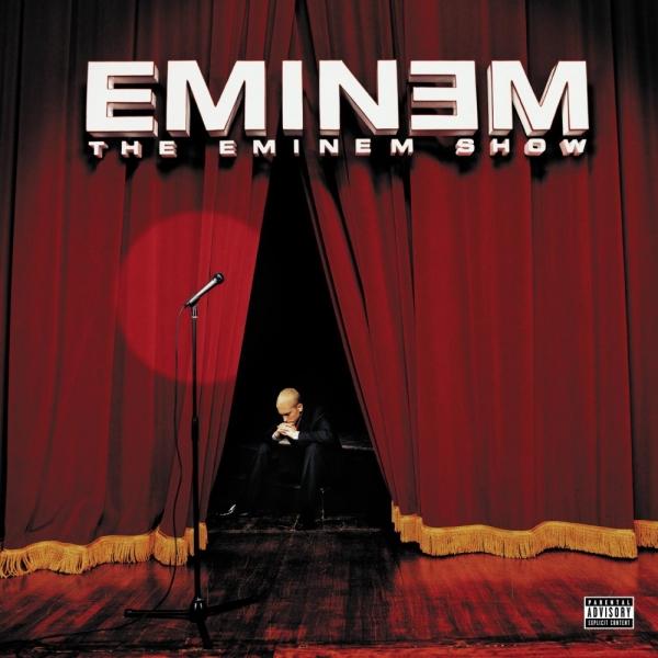 The eminem show cover art