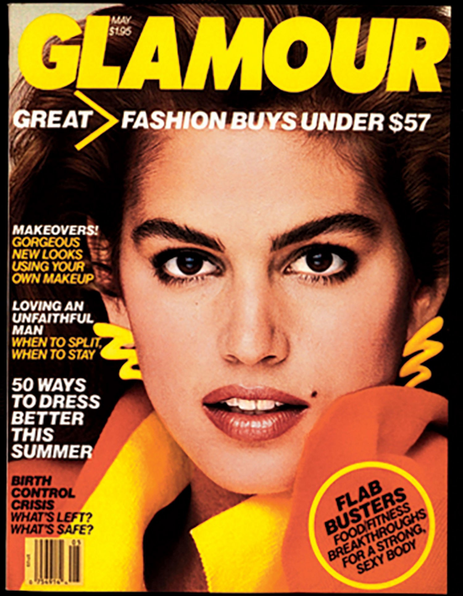 Where is cindy crawford from