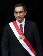 Мартин Альберто Вискарра Корнехо, действующий президент Перу (с 23 марта 2018)