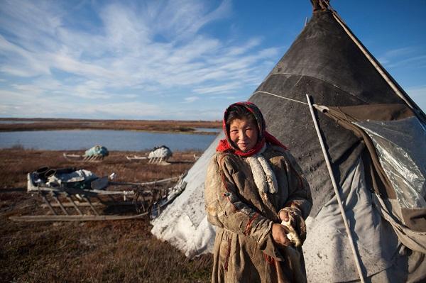 Амулеты северных народностей фото