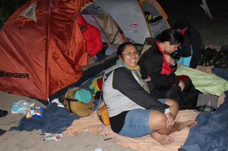 camping bajul mati
