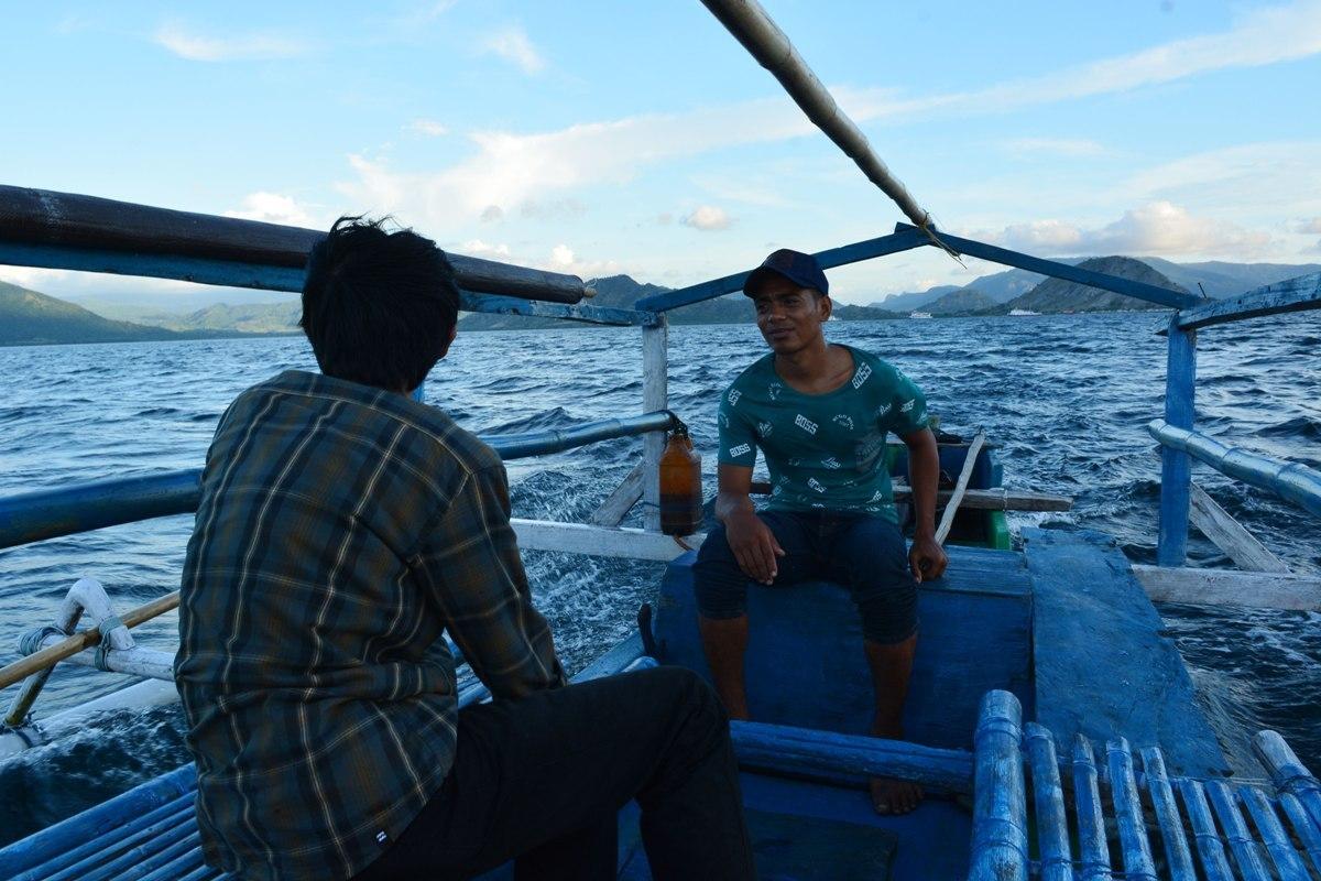 Perjalanan Ke Pulau Kenawa (Pic by Evan)