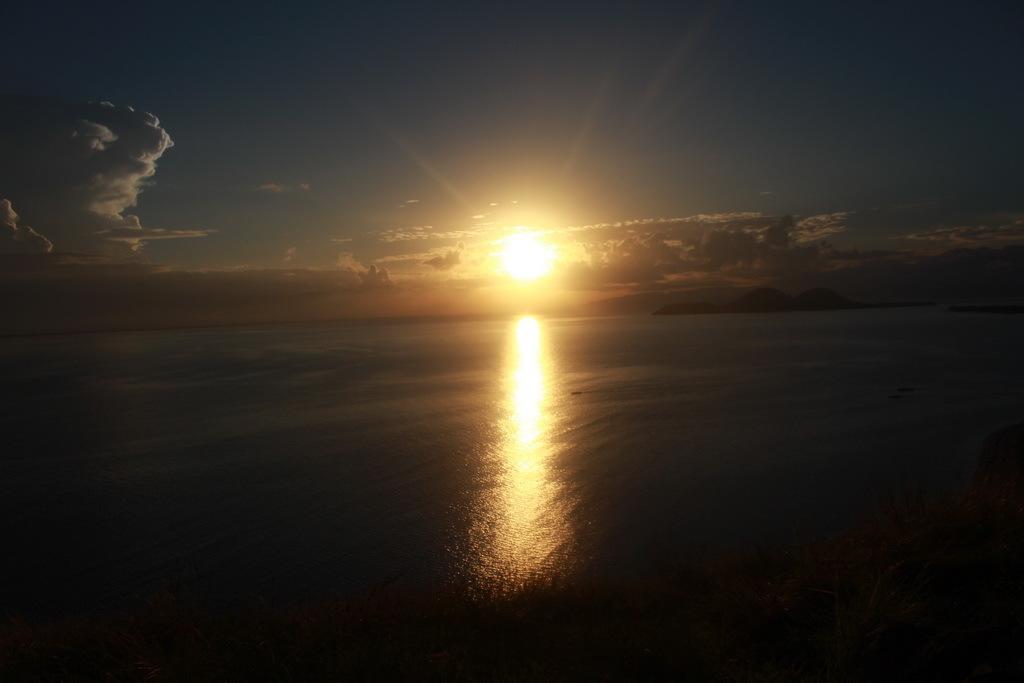 Sunrise di Pulau Kenawa