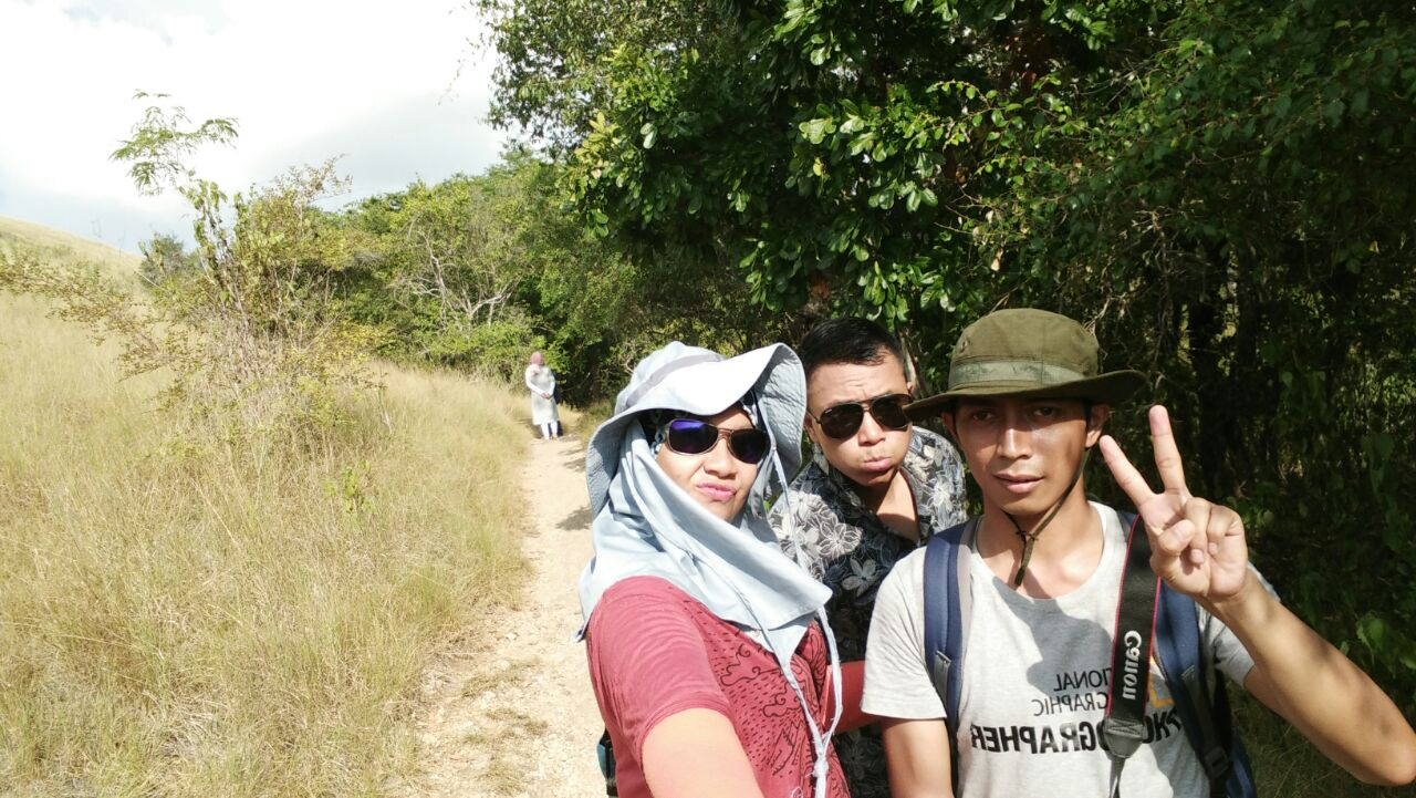 Landscape ketika Trekking