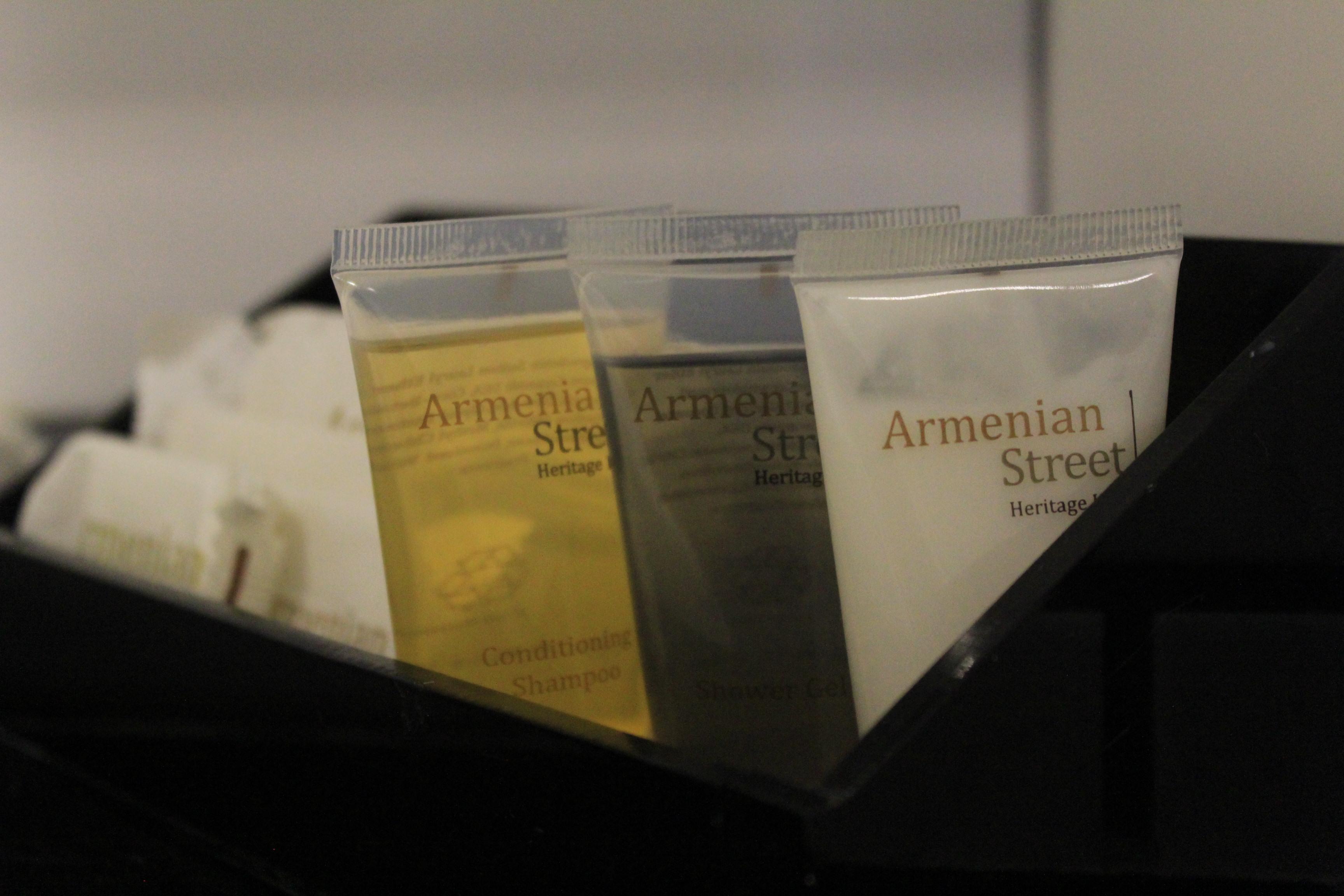 Amenity Bathroom Superior Armenian Hotel