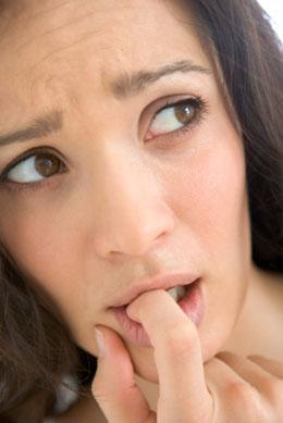 Dented nails vitamin deficiency