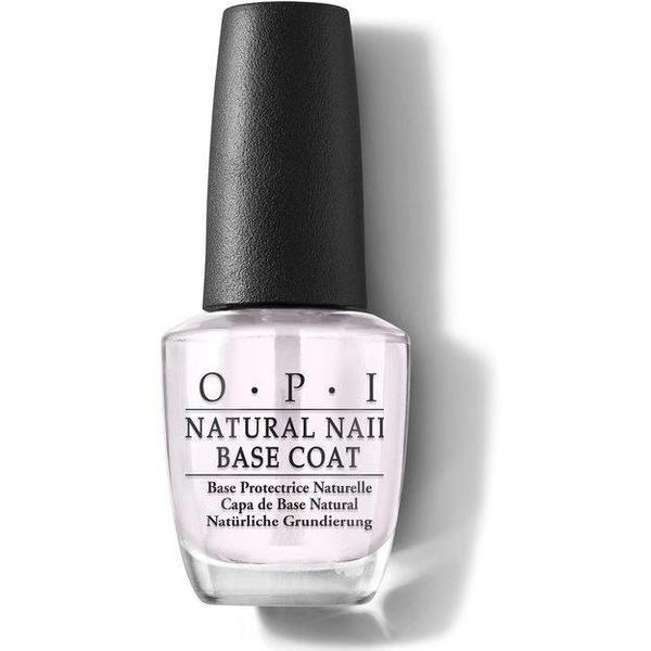Opi acrylic nail base coat on natural nails