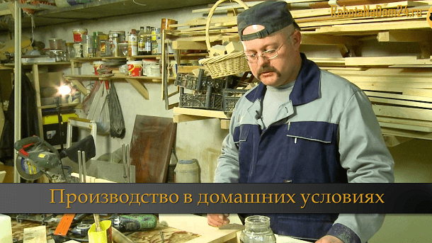 Бизнес с производством