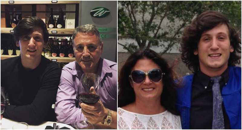 Sylvester Stallone's siblings - half-brother Dante Alexander Stallone
