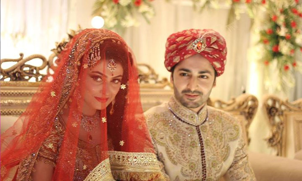 Pakistani celebrities wedding pictures 2015