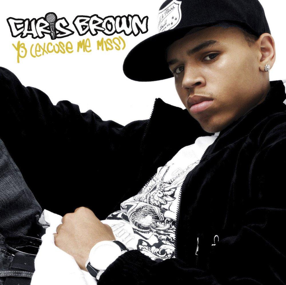 Excuse me miss lyrics chris brown
