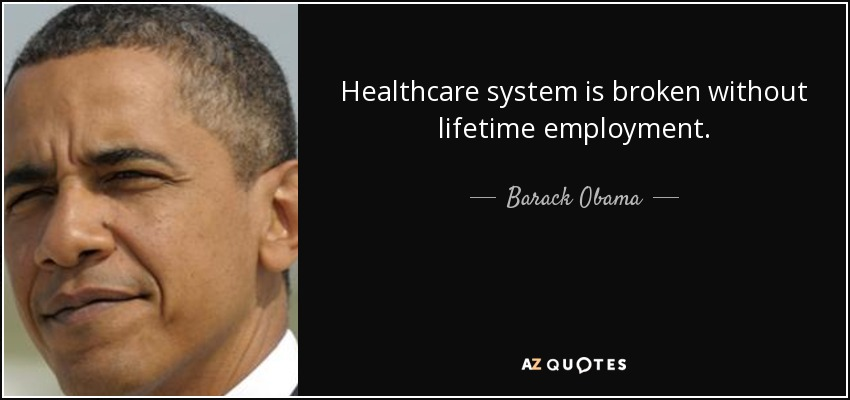 Barack obama healthcare quotes