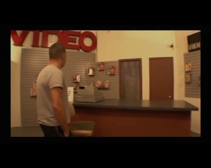 Hollywood adult video shops