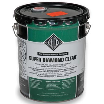 Super diamond sealer concrete