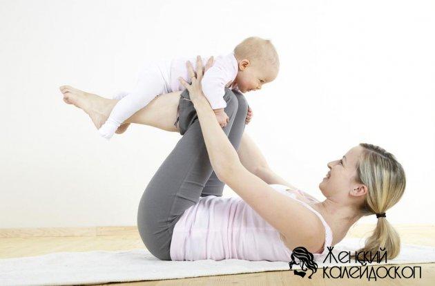 Можно ли сразу после родов начинать крутить обруч?