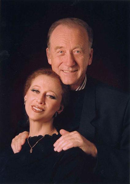Плисецкая и Щедрин
