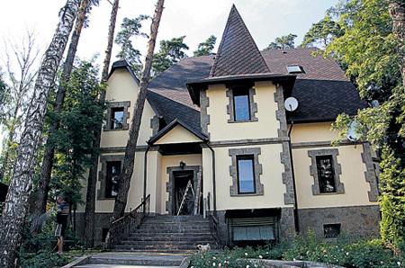 Этот дом на Рублёвке Ульяне подарил бывший любовник